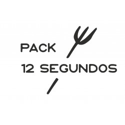 Pack 12 Segundos
