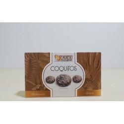 Coquitos de chocolate E.Moreno